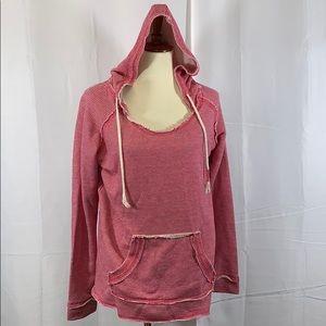 Ocean Drive pullover hoodie Large